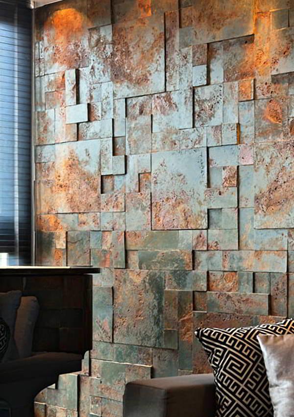 Castelatto Mosaics - Line MOSAICO OXYDEN